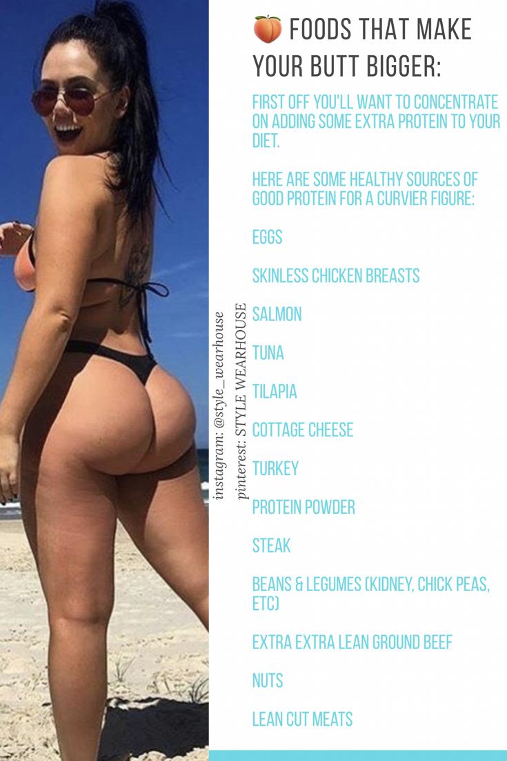 Big ass thick butt booty