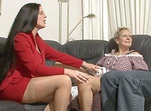 Porn mature ffm sex