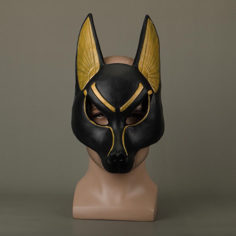 Jackal latex gas mask