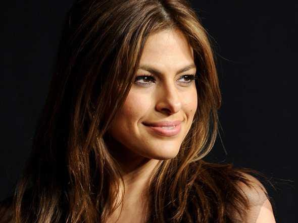 Eva mendes french tv
