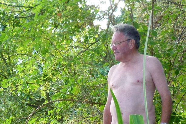 Nude men nudist families