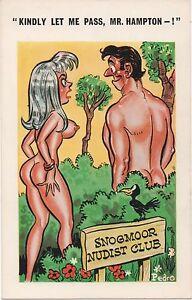 Russian nudist camp pic