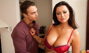 Sexy arab nice breast nude