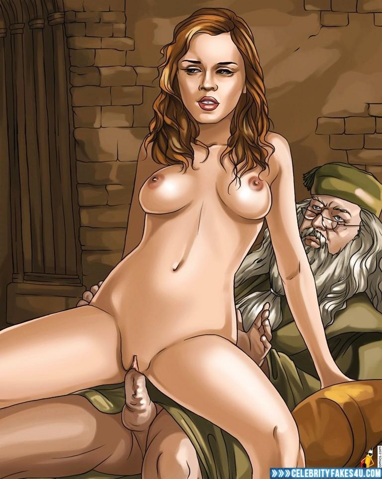 Naked harry potter sex