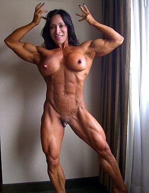 Mature nude muscle women porn