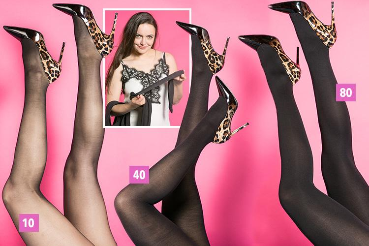Pantyhose womens high heel stories and
