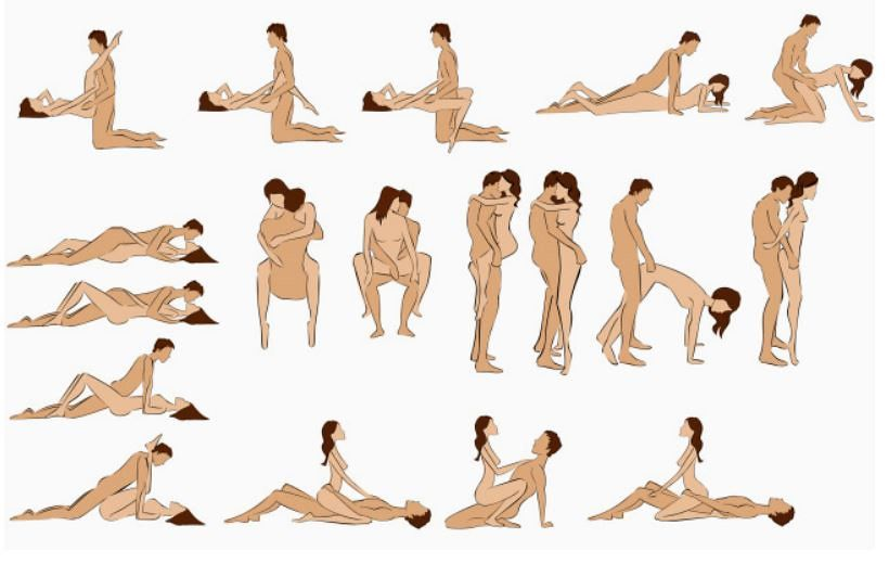 Sex styles and positions