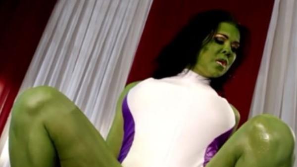 Chyna avengers xxx a porn parody