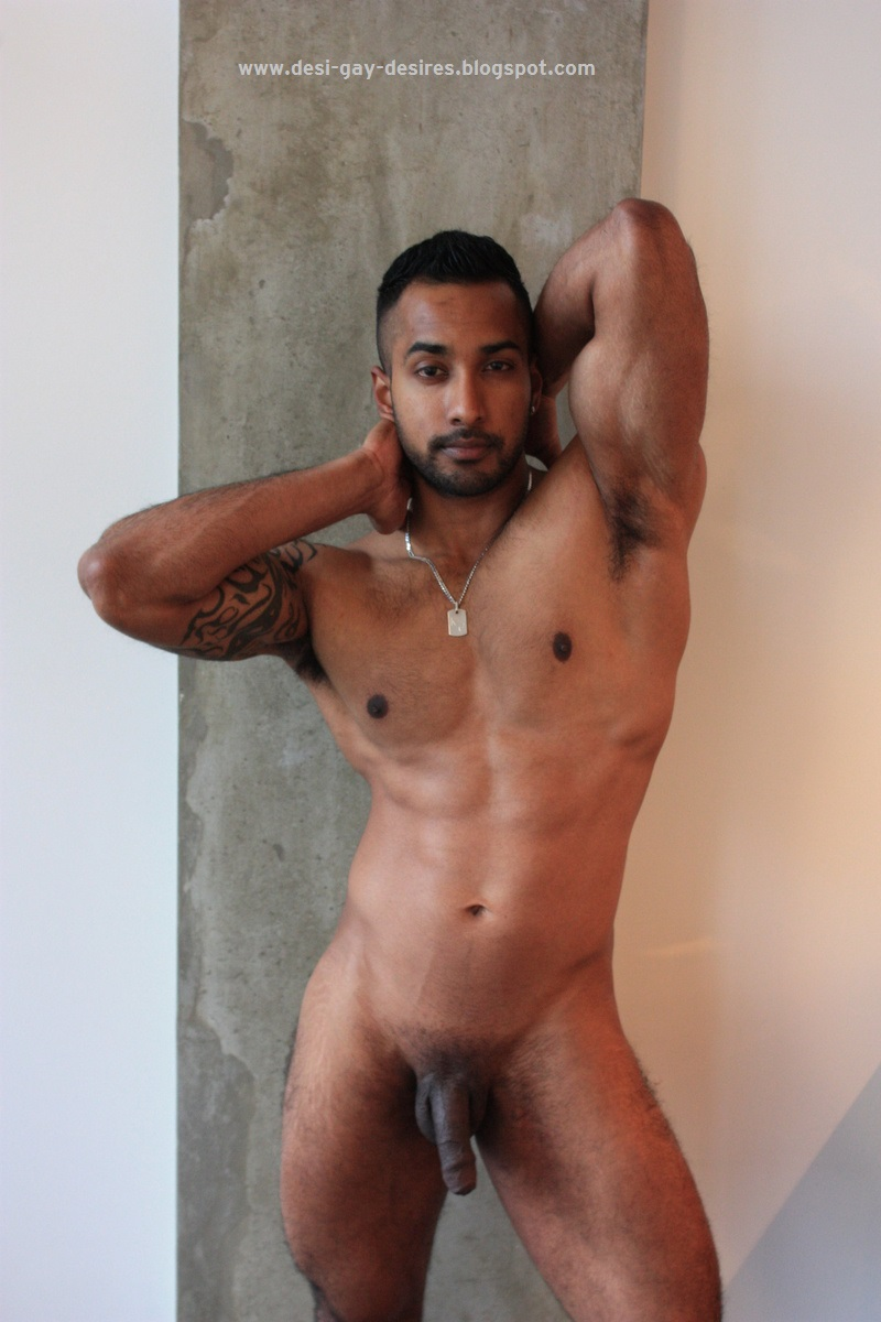 Indian muscle men hot naked