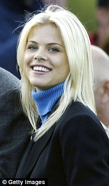 Elin nordegren look alike