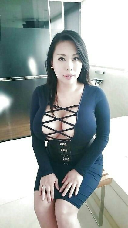 Big busty asian women
