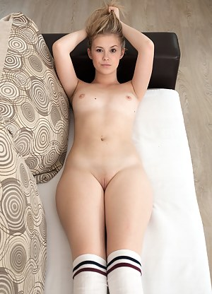 Russian girls spread pussy