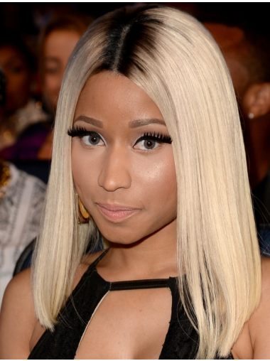 Nicki minaj blonde hair