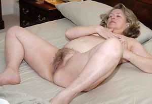 Old grannies hairy pussy images