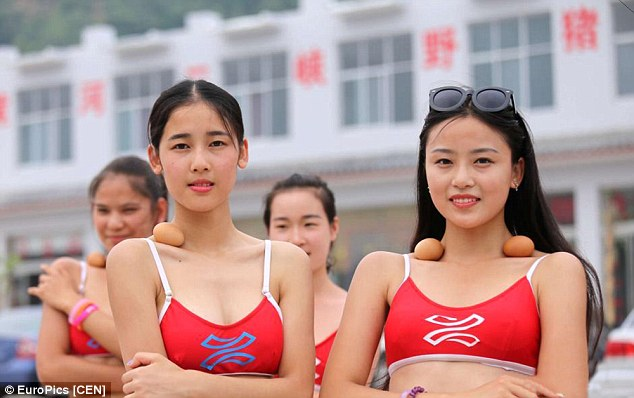 Junior miss nudist beauty pageants