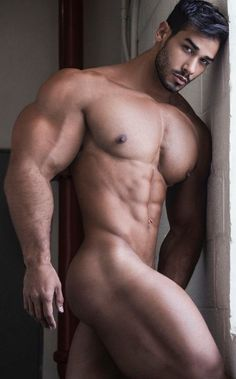 Nude muscle men pictures