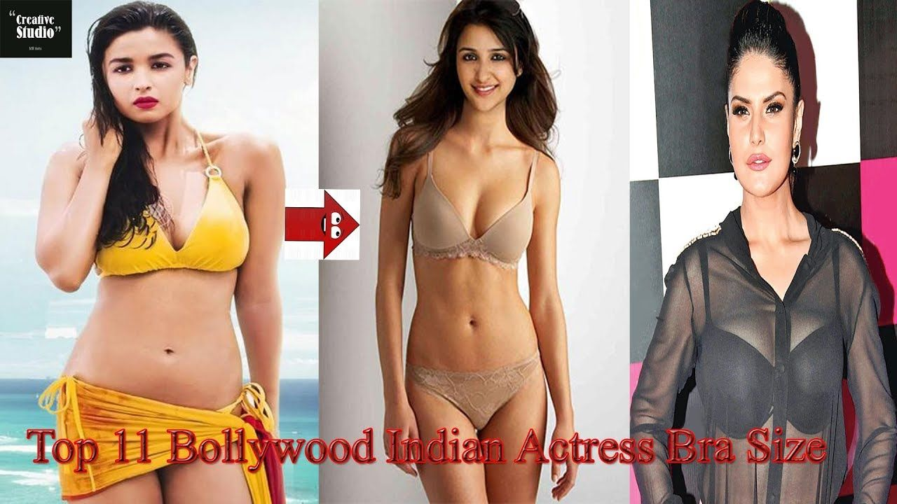 Undergarment without bollywood actress