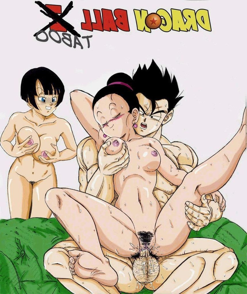 Dragon ball chichi nudes