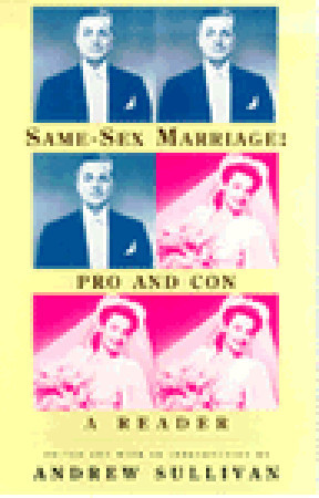 Sex marriage cons and same pro
