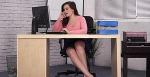 Big pregnant belly in public porn