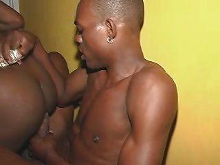 Black jamaicam lasbains porn stars