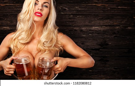 Beer nude german girls
