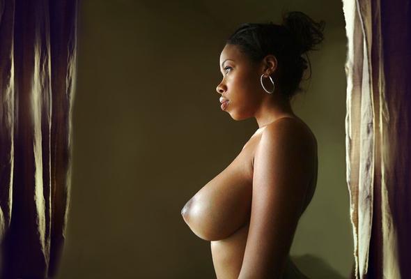Big boobs african pics