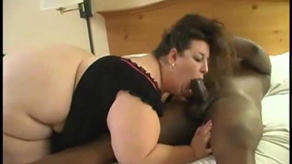 Dick fat sucking woman