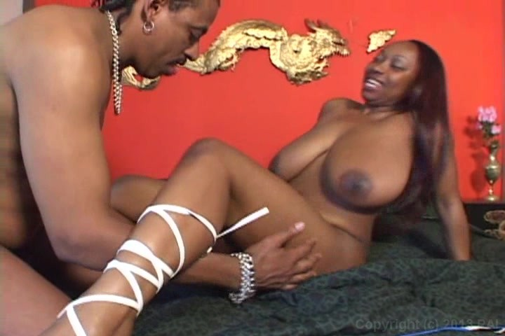Black big titts pussy