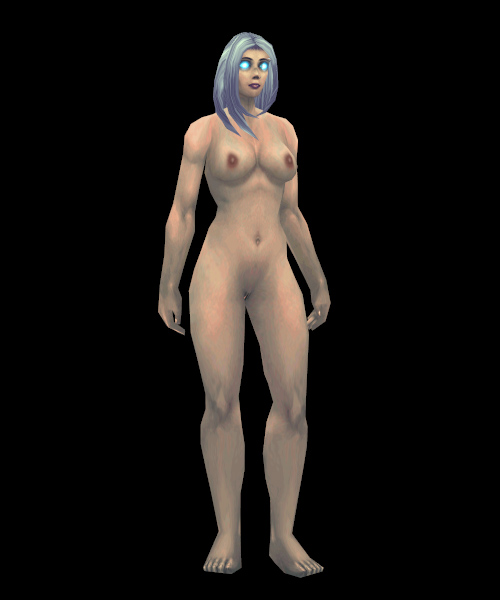 World of warcraft skins nude