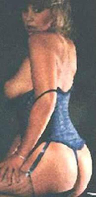 Linda blair nude penthouse