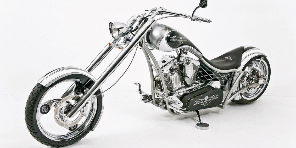 Photos bike vintage chopper nhl
