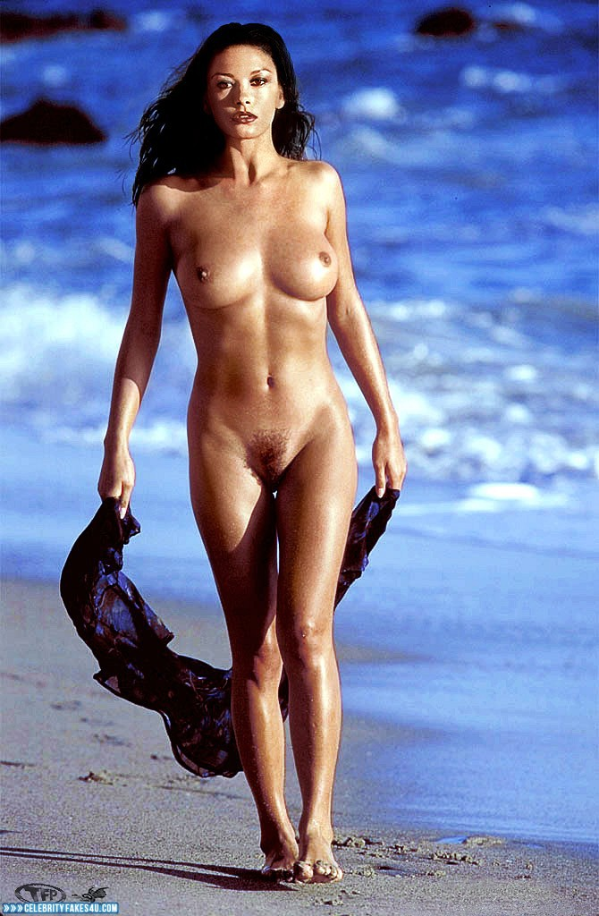 Kathern zeta jones naked
