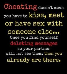 Sexy cheating wife quotes