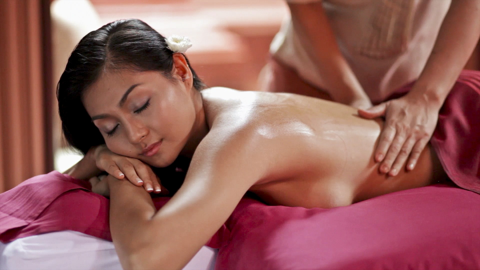 Cum shot thai massage song