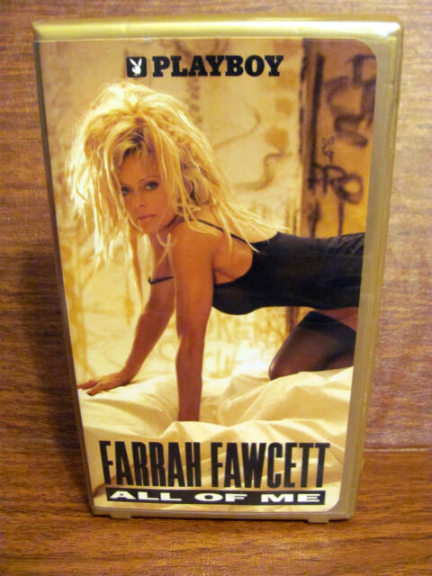 Farrah fawcett playboy gold