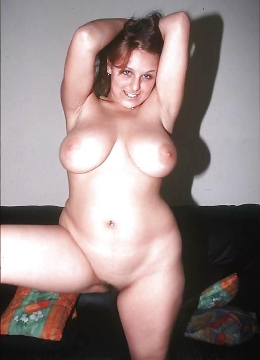 Plump girls frontal nudity