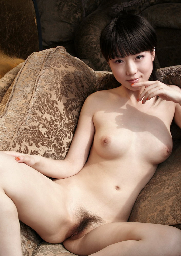 Asian pixie girl nude