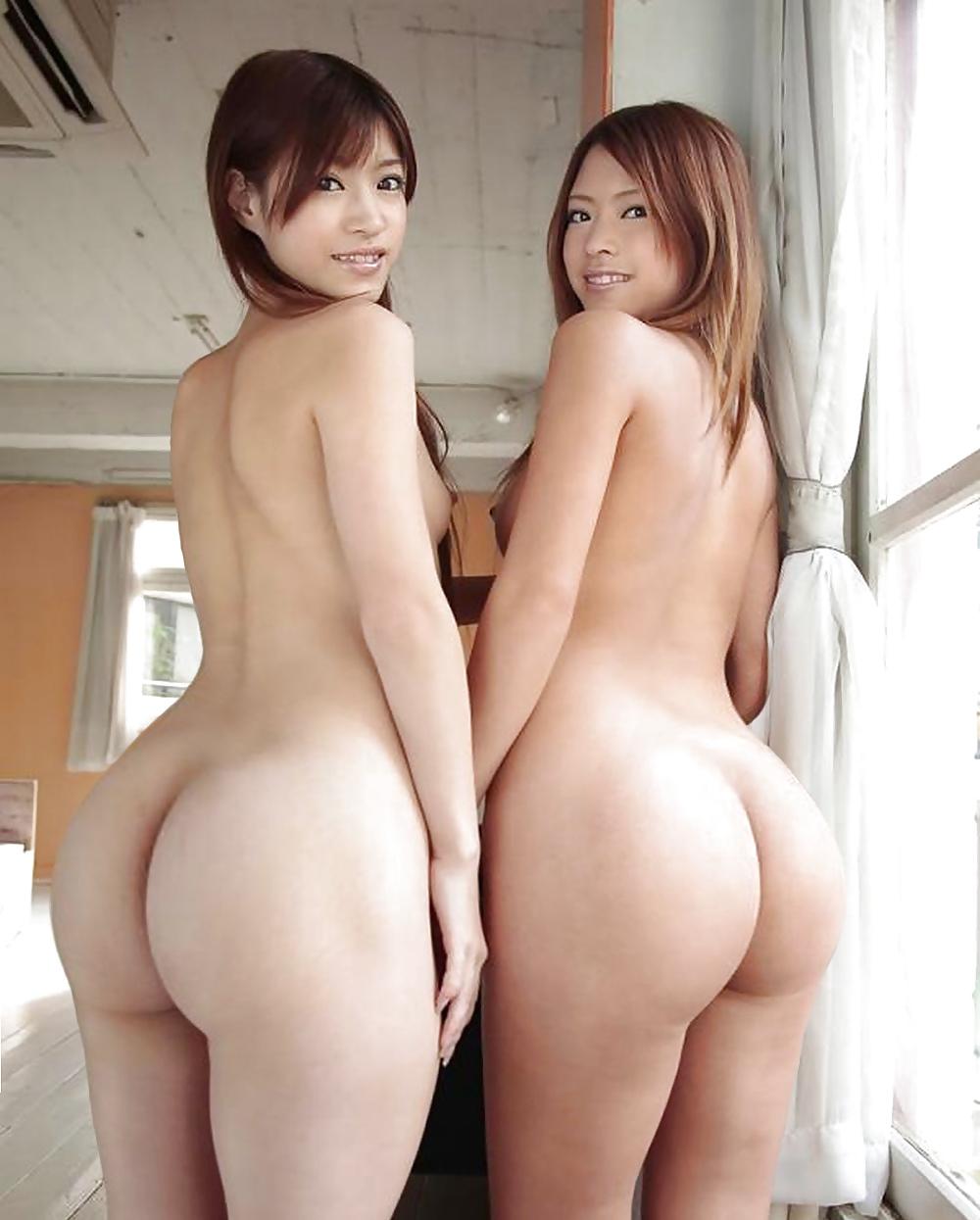 Photos nude asian naked big booty