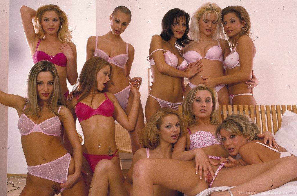 College girls lesbian orgy