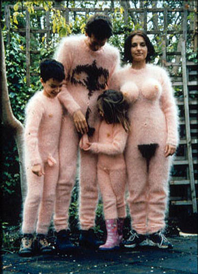 Naked picture nudist families