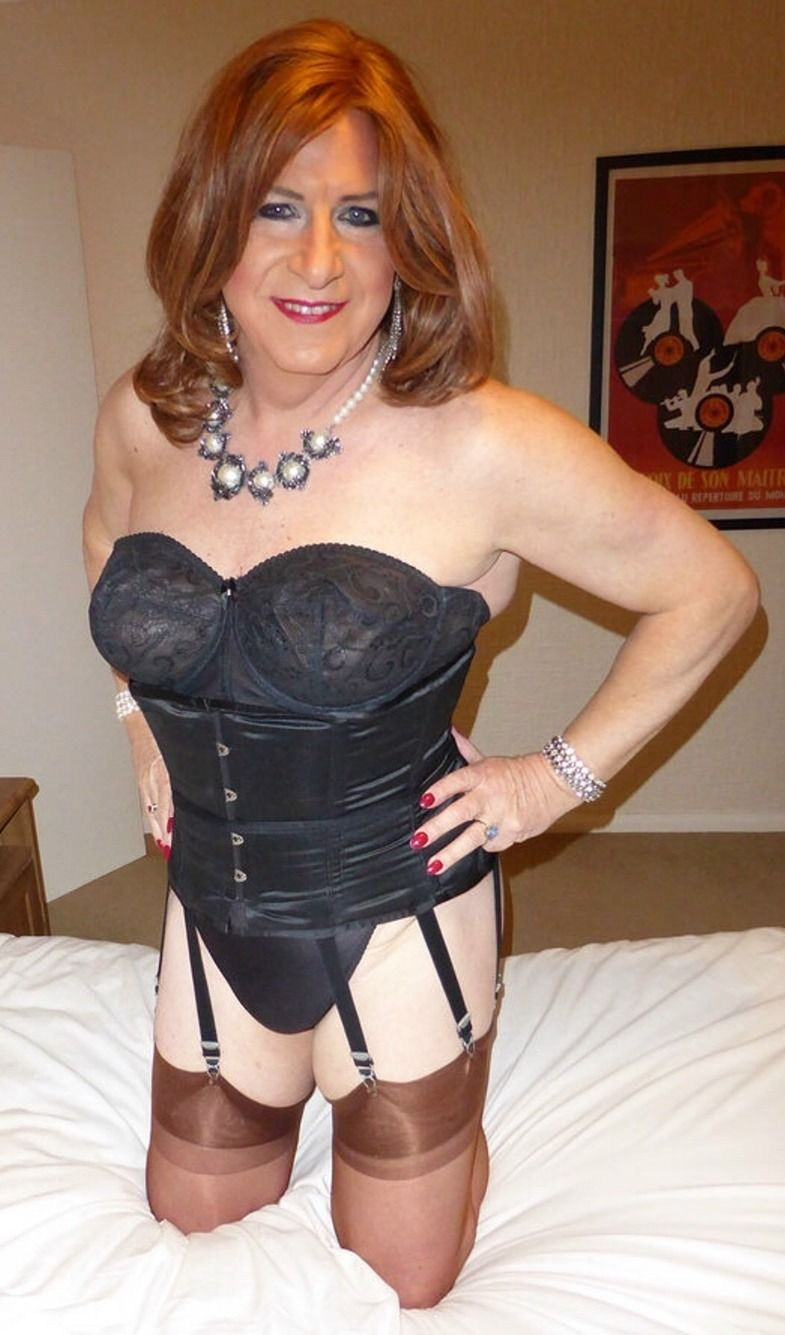 Pictures of mature crossdressing maids