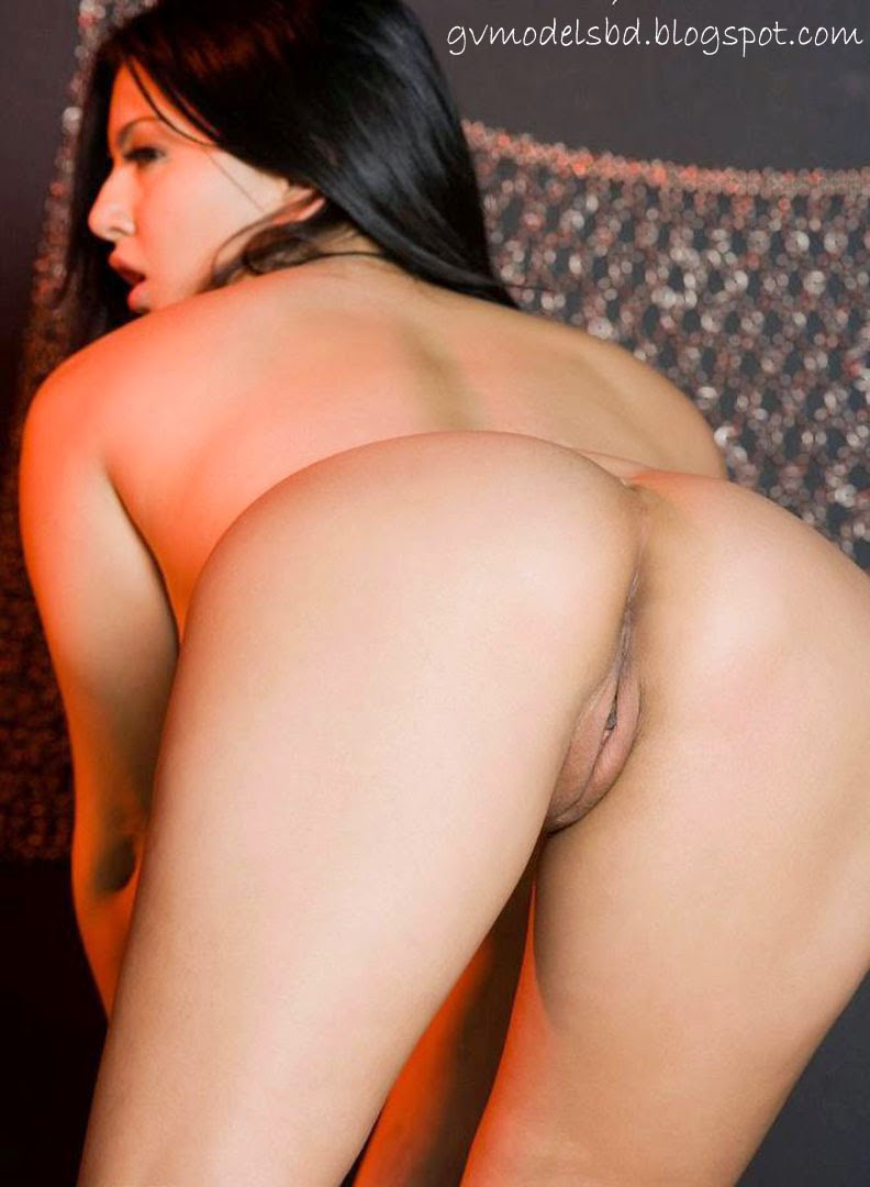 Sunny leone rear nude hd