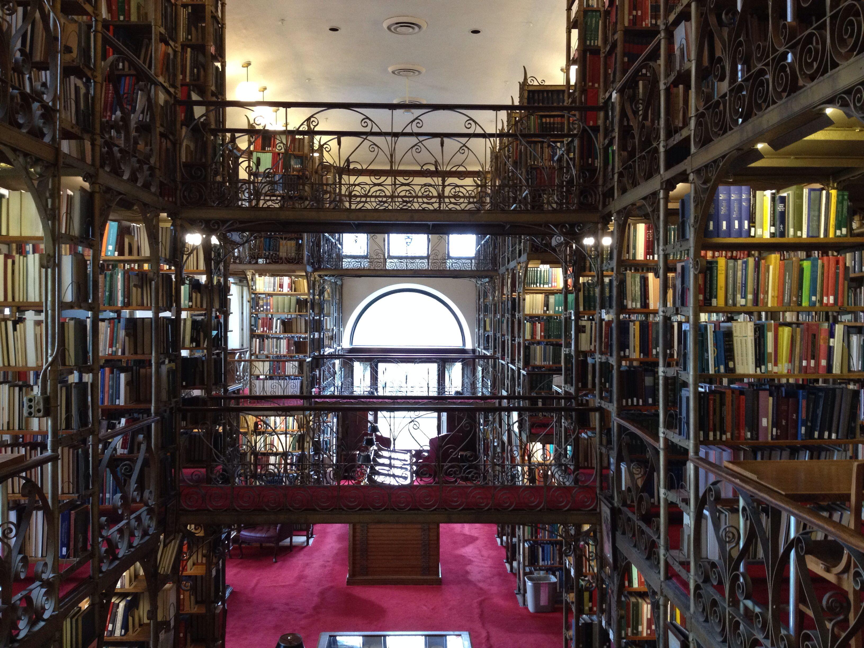 Cornell university porn library