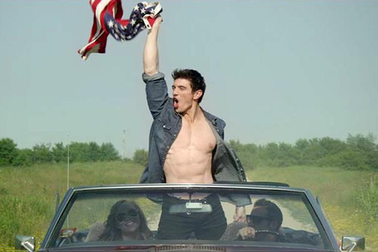 Taylor steve grand all american boy