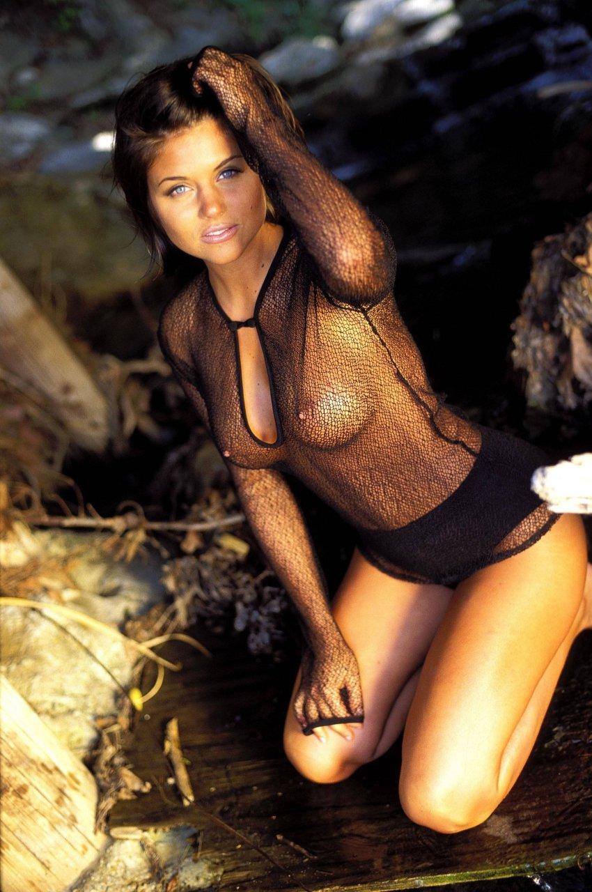 Thiessen pics naked amber tiffany