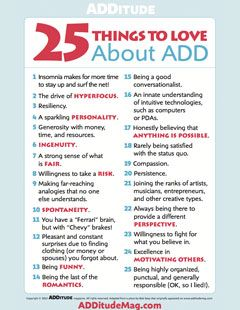 Attention deficit disorder adult