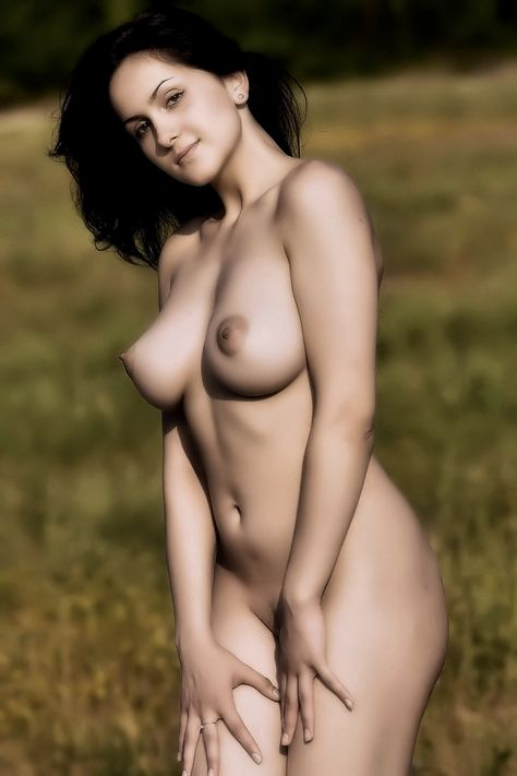 Nude nymphet art photo
