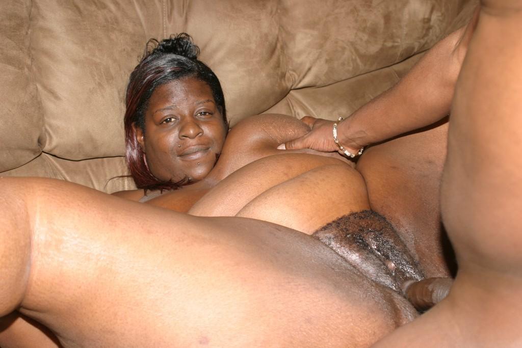Fuck fat mature black pussy