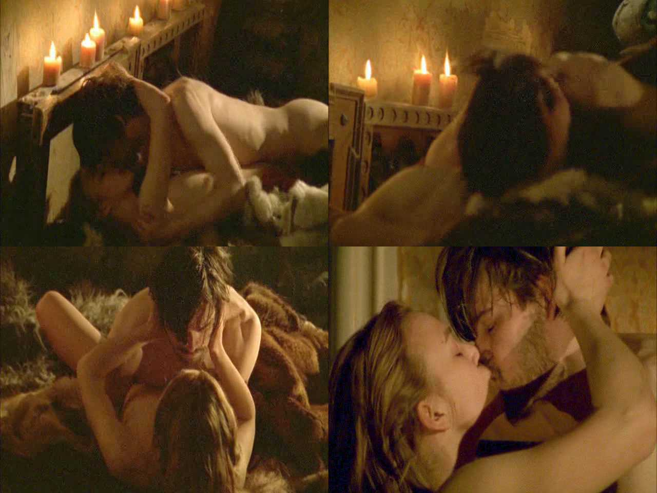 Keira knightley nude scene